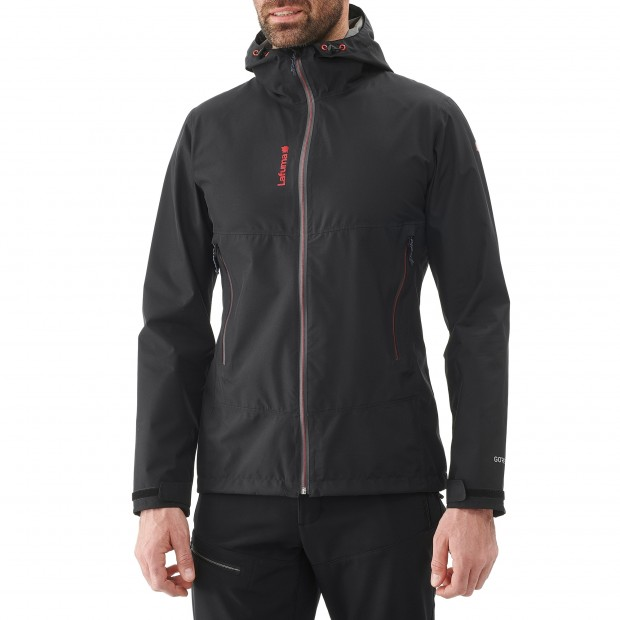 Waterproof jacket - men SHIFT GTX JKT M Black Lafuma 4