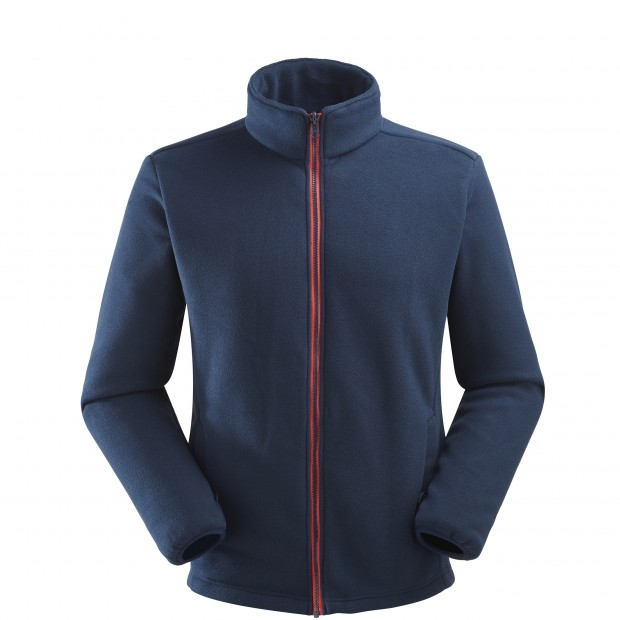 Mix and match jacket - men JAIPUR GTX 3in1 FLEECE JKT M Red Lafuma 2