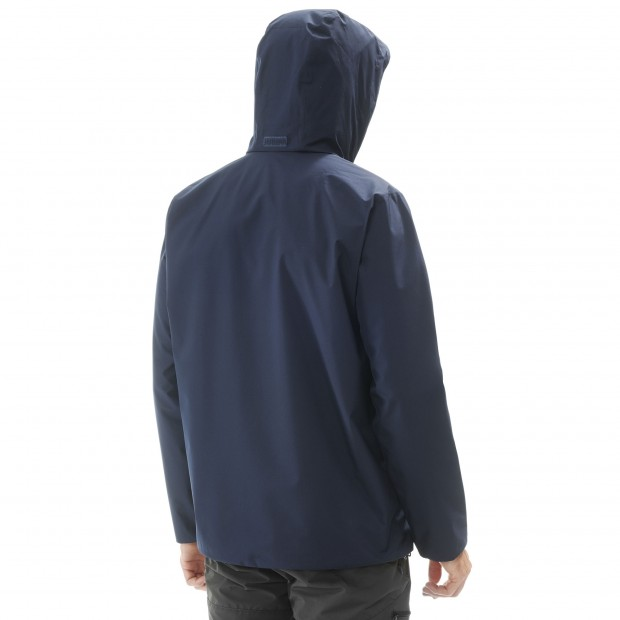 Gore-tex jacket - Men WAY GTX ZIP-IN JKT Black Lafuma 3