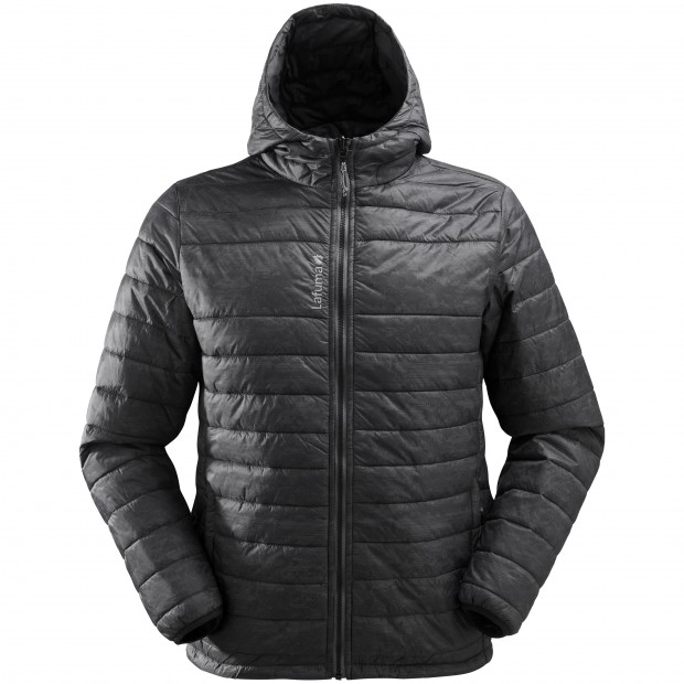 Mix and match down jacket - men ACCESS LOFT HOODIE Black Lafuma