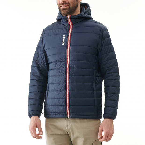 Mix and match down jacket - men ACCESS LOFT HOODIE Black Lafuma 4