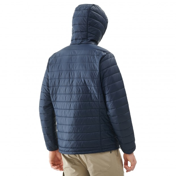 Mix and match down jacket - men ACCESS LOFT HOODIE Black Lafuma 5