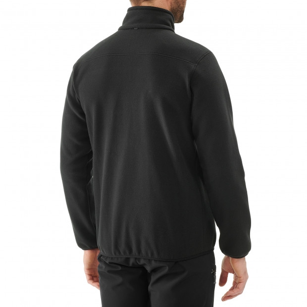 Thick fleecejacket - men ACCESS ZIP-IN M Black Lafuma 3