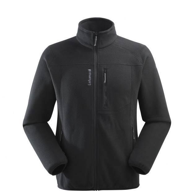 Thick fleecejacket - men ACCESS ZIP-IN M Black Lafuma