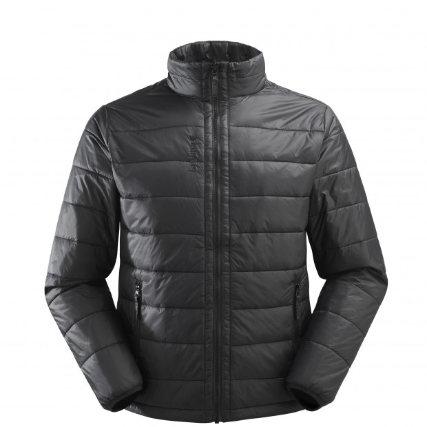 Mix and match jacket - men ROCKLAND 3in1 LOFT PARKA Black Lafuma 2