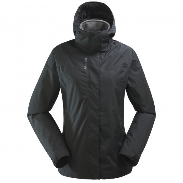 Gore-tex jacket - women JAIPUR GTX 3in1 JKT W Black Lafuma
