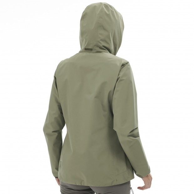 Gore-tex jacket - Women WAY GORE-TEX ZIP-IN JKT W KHAKI Lafuma 3