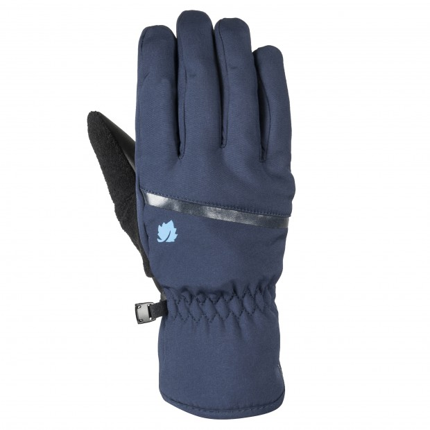 Waterproof gloves SKIM GLOVE Blue Lafuma
