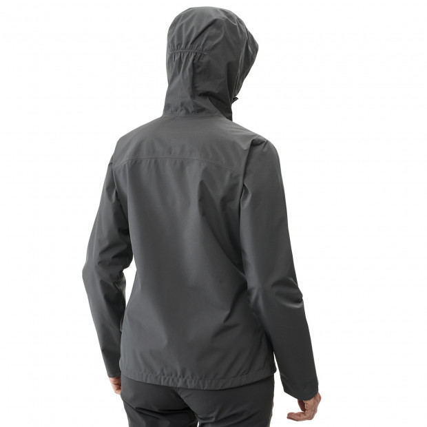 Gore-tex jacket - women SHIFT GTX JKT W Grey Lafuma 3