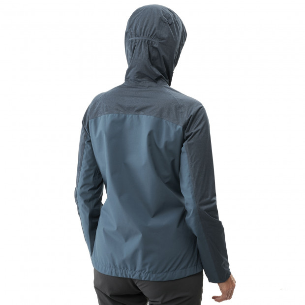 Gore-tex jacket - women SHIFT HYBRID GTX JKT W Blue Lafuma 3
