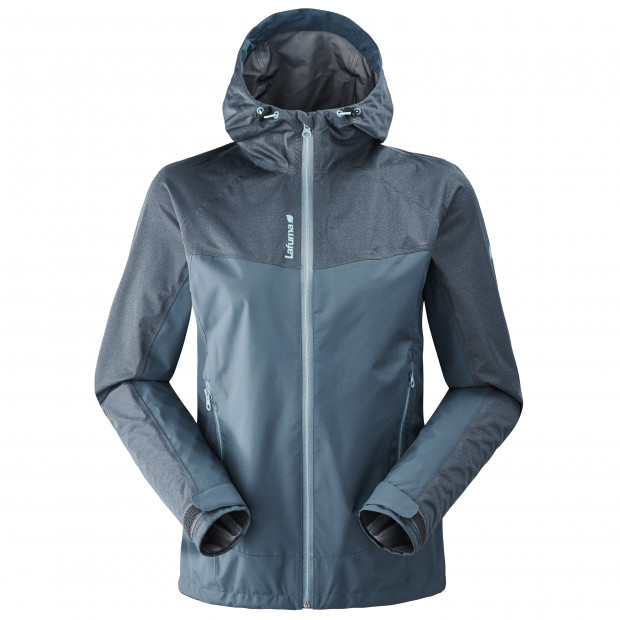 Gore-tex jacket - women SHIFT HYBRID GTX JKT W Blue Lafuma