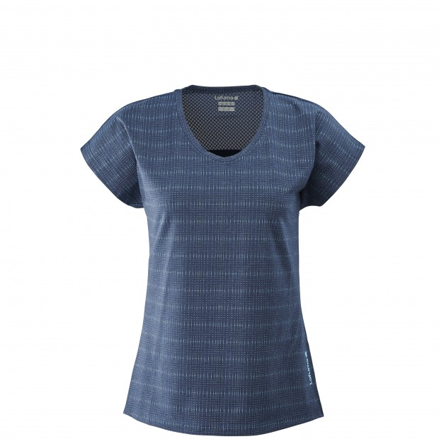 Short sleeves tee-shirt - Women SKIM TEE W Blue Lafuma