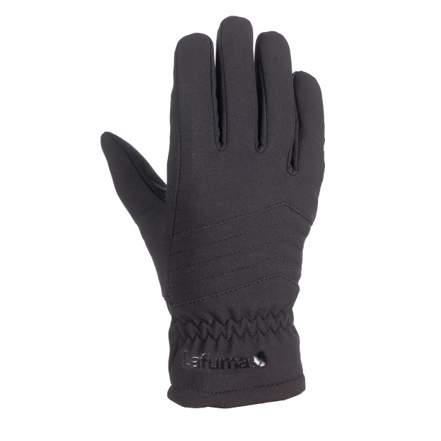 Wind resistant gloves LD ZONDA Black Lafuma