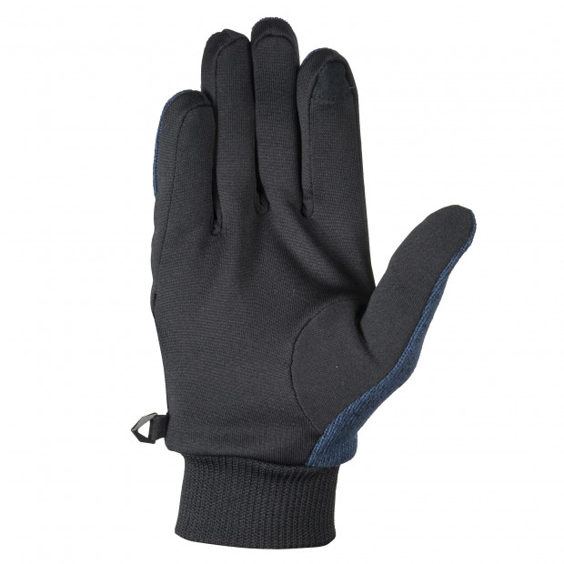 Softshell gloves VARS M Navy-blue Lafuma 2