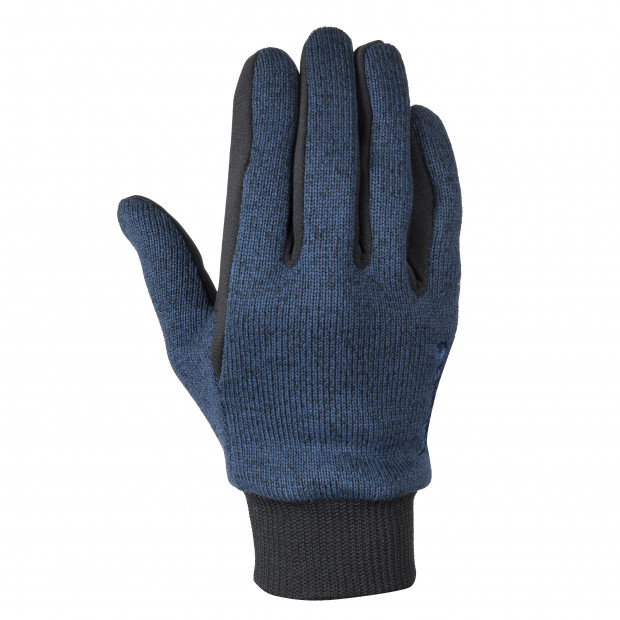 Softshell gloves VARS M Navy-blue Lafuma