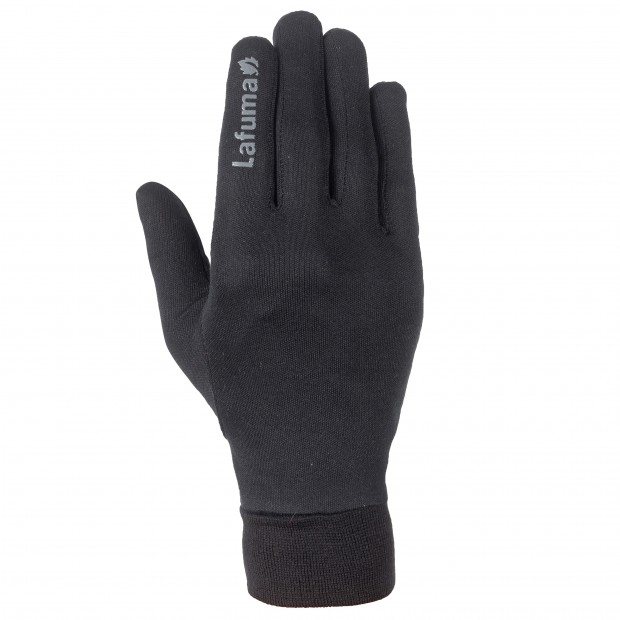 Under Gloves - Men - BLACK SILK Lafuma