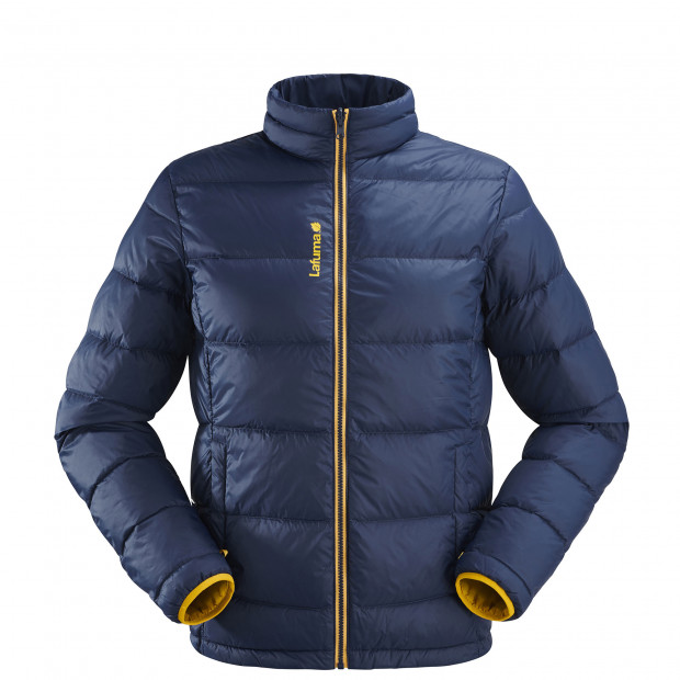 3 in 1 jacket - men PUMORI GTX 3in1 DOWN JKT M Blue Lafuma 2
