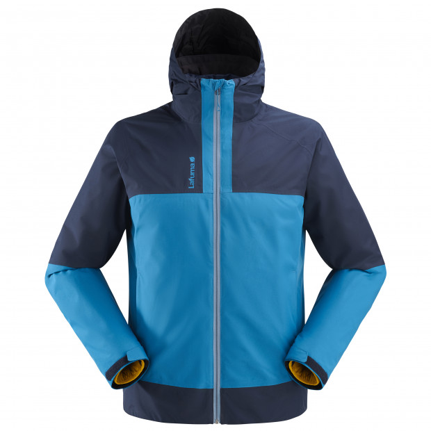 3 in 1 jacket - men PUMORI GTX 3in1 DOWN JKT M Blue Lafuma
