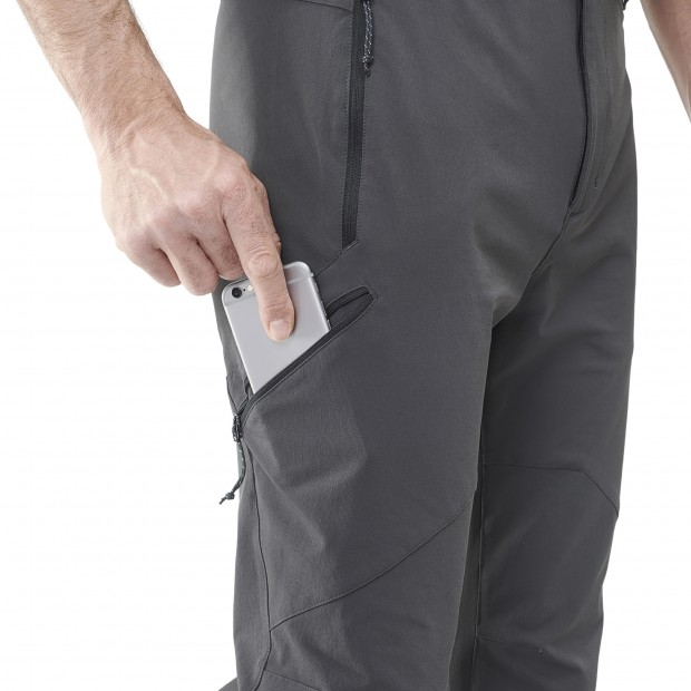 Pant - Men APENNINS PANTS M BLACK Lafuma 4