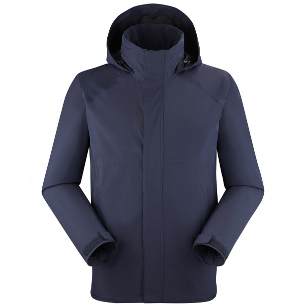 Waterproof Jacket - Men - DARK BLUE WAY JKT M Lafuma