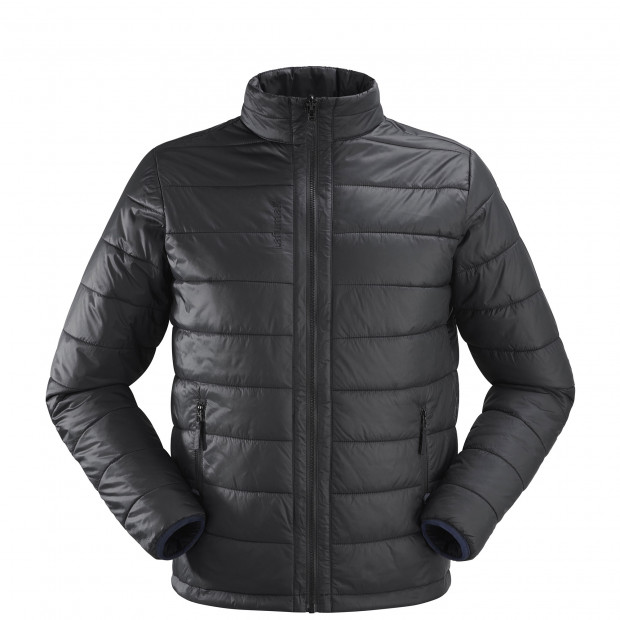 3 in 1 jacket - men MILTON 3in1 LOFT PARKA M Black Lafuma 2