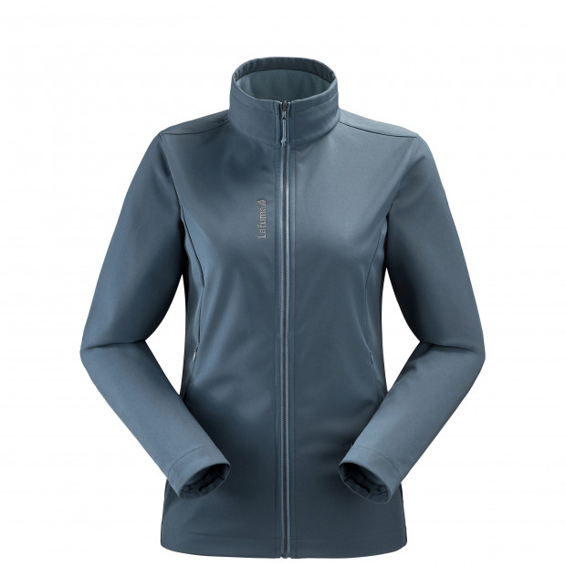 Softshell jacket - women TRACKSHELL JKT W Blue Lafuma