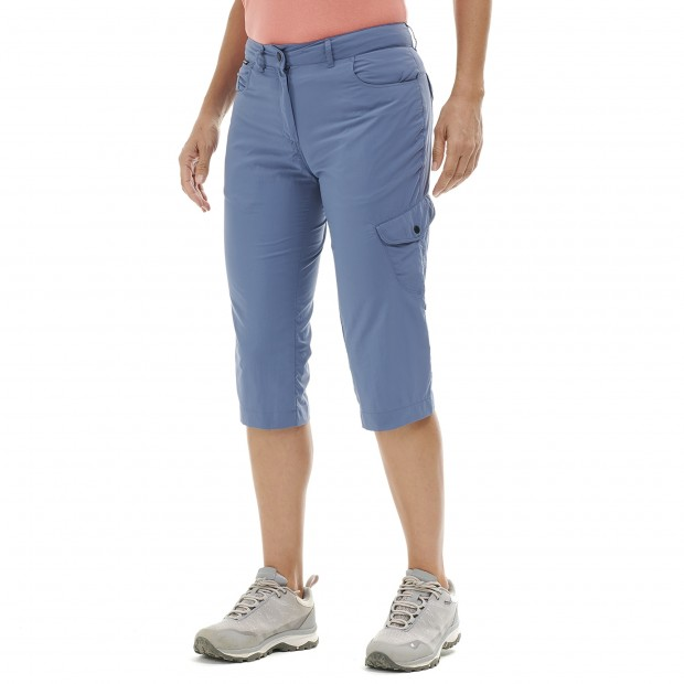 3/4 Pant - Women ACCESS 3-4 W PURPLE Lafuma 2