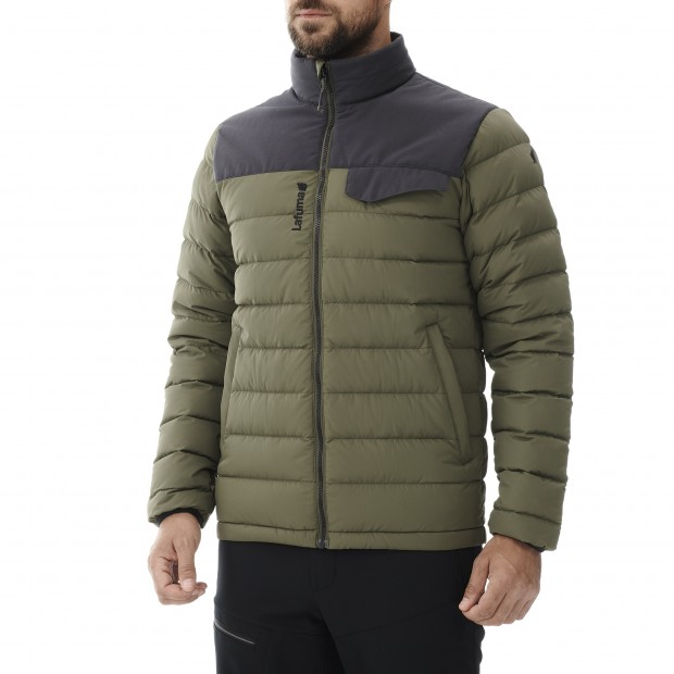 Down Jacket - Men - KAKI NORVIK DOWN JKT M Lafuma 2