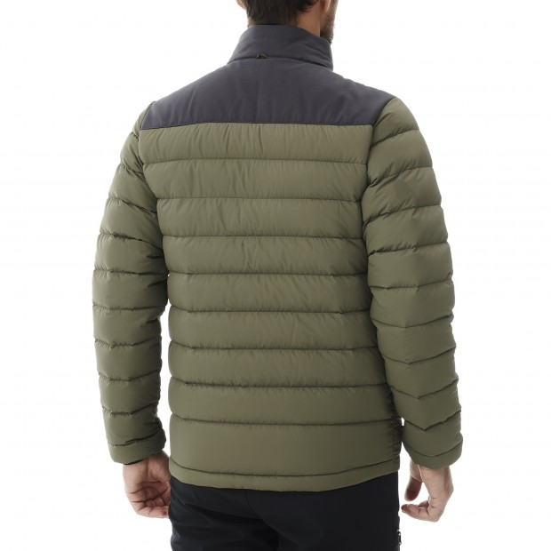 Down Jacket - Men - KAKI NORVIK DOWN JKT M Lafuma 3