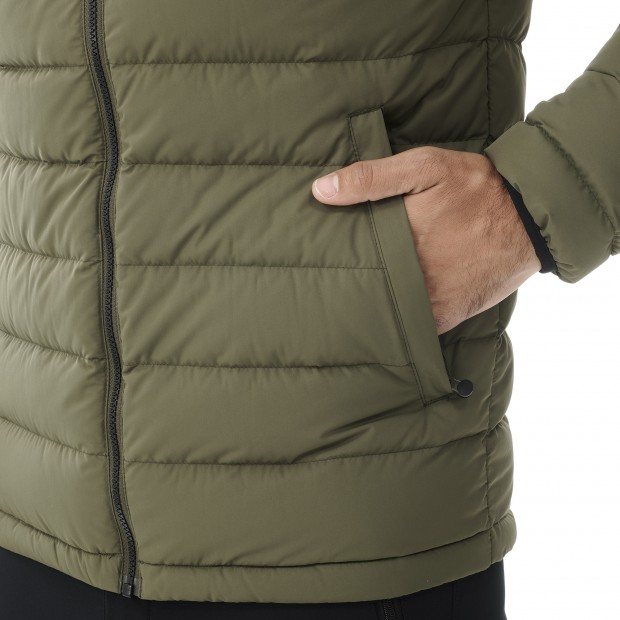 Down Jacket - Men - KAKI NORVIK DOWN JKT M Lafuma 4