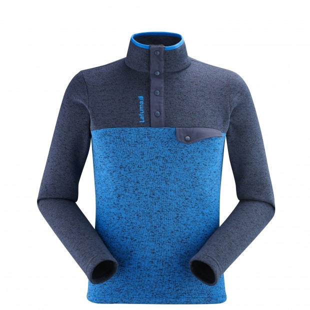 Fleece Sweater  - Men - TURKEY CLOUDY SWEATER M Lafuma