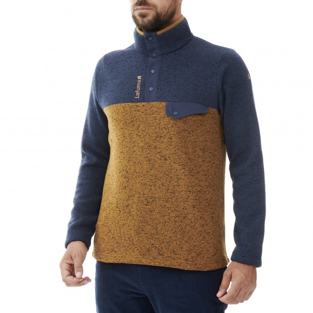 Fleece Sweater  - Men - TURKEY CLOUDY SWEATER M Lafuma 2