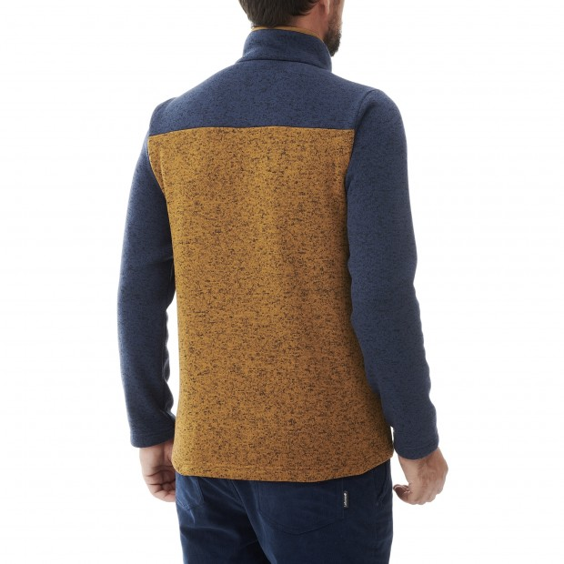 Fleece Sweater  - Men - TURKEY CLOUDY SWEATER M Lafuma 3