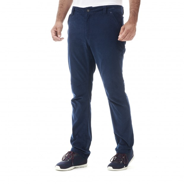 Denim Pant - Men - BLUE HOXTON PANTS M Lafuma 2