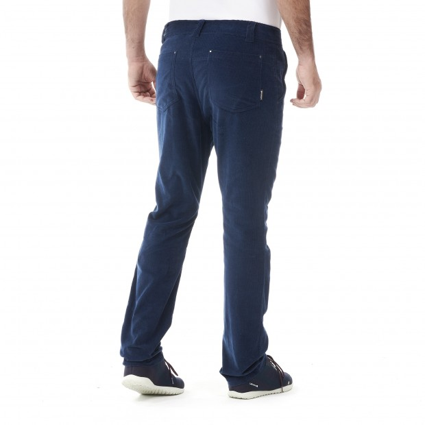 Denim Pant - Men - BLUE HOXTON PANTS M Lafuma 3
