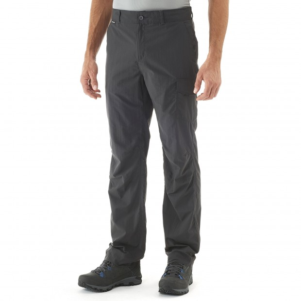 Light pant - Men ACCESS CARGO PANTS Brown Lafuma 2