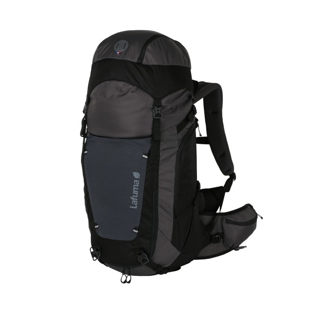 Backpack - 50L ACCESS 50+10 BLACK Lafuma