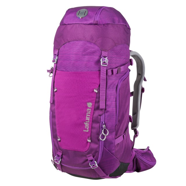 Adjustable backpack - women ACCESS 40 LD Purple Lafuma