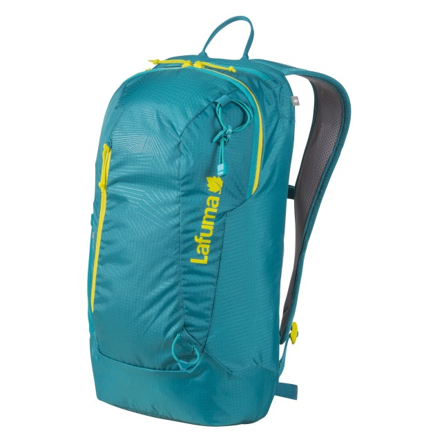 Breathable backpack SHIFT 15 Turquoise Lafuma