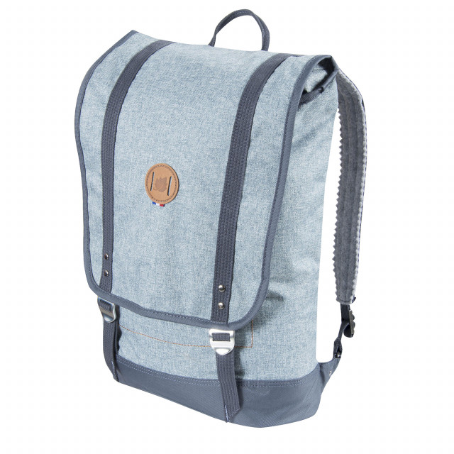Urban backpack L'ORIGINAL FLAP Blue Lafuma