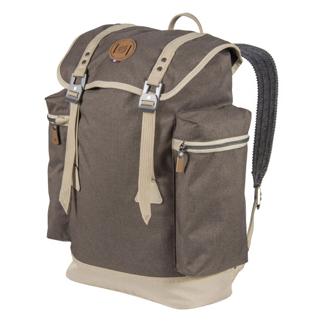 Urban backpack L'ORIGINAL 2P RABAT Brown Lafuma