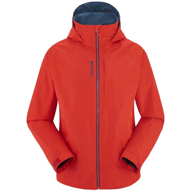 Waterproof jacket - men WAY JKT M Red Lafuma
