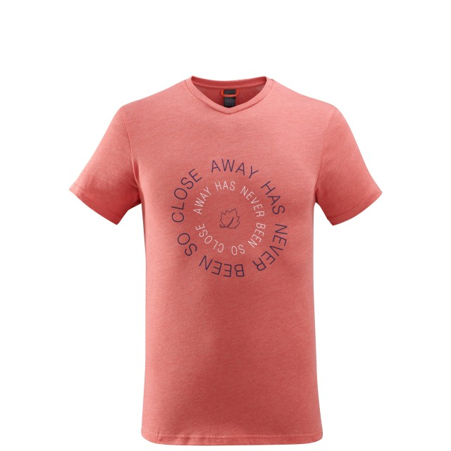 VOYAGER TEE Red Lafuma