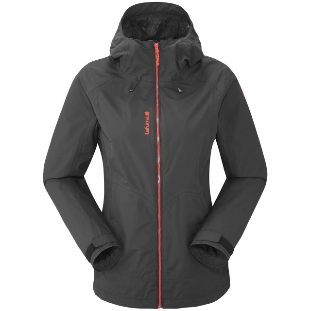 Mix and match jacket - women LD SKIM ZIP-IN JKT Black Lafuma