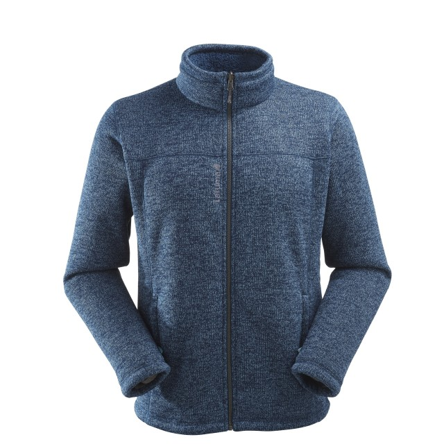 Mix and match sweatshirt - men CALI F-ZIP M Blue Lafuma