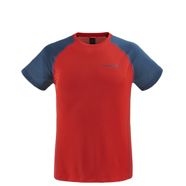 Light tee-shirt - Men WAY TEE Red Lafuma