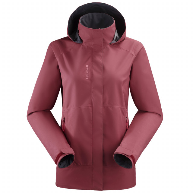 Gore-tex jacket - women WAY GTX ZIP-IN JKT W Pink Lafuma