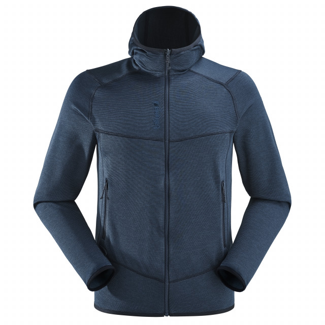 Technic fleecejacket - men SHIFT HOODIE M Navy-blue Lafuma