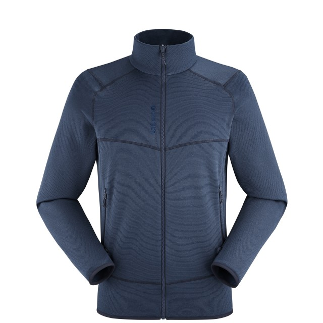 Fleecejacket - men SHIFT F-ZIP M BLUE Lafuma