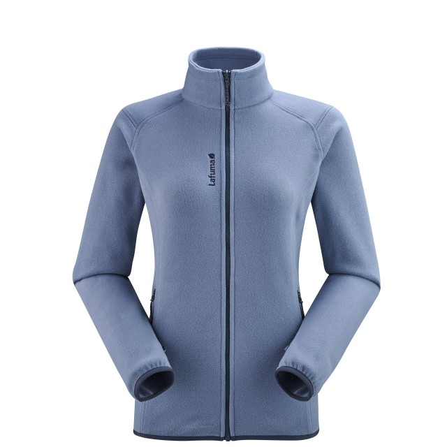Fleece - Women - BLUE SILKEN F-ZIP W Lafuma